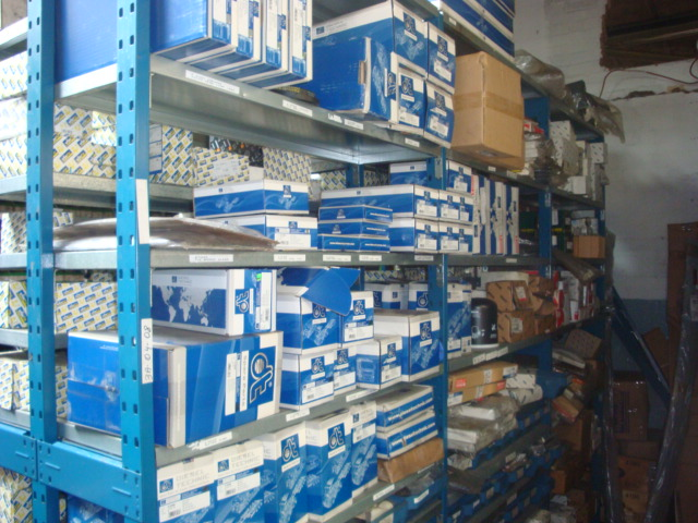MTHL Parts Department