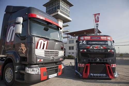 MTHL Racing Renault Trucks