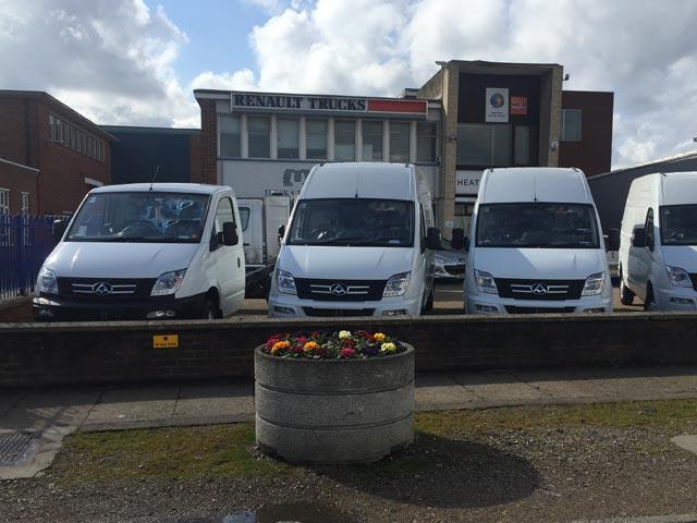 MTHL Van lineup